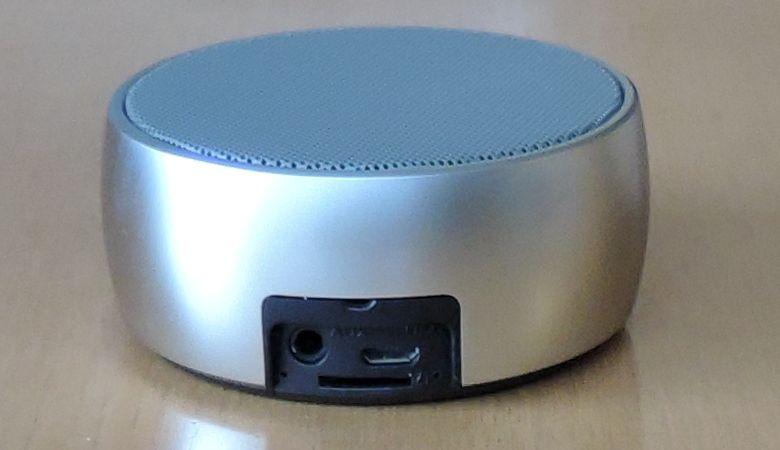 inateck BluetoothスピーカーBP1109 ポート