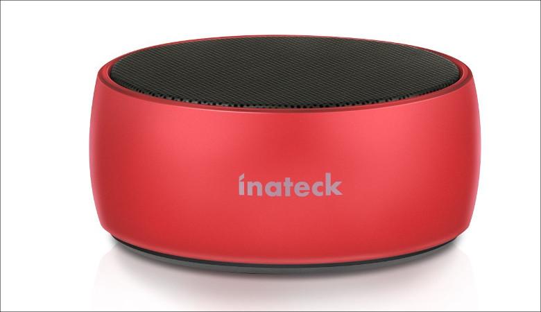 inateck BluetoothスピーカーBP1109 レッド
