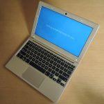 Jumper EZBook Air - 11.6インチモバイルノート、USB Type-Cポートの可能性を試す(読者レビュー: ritzさん)