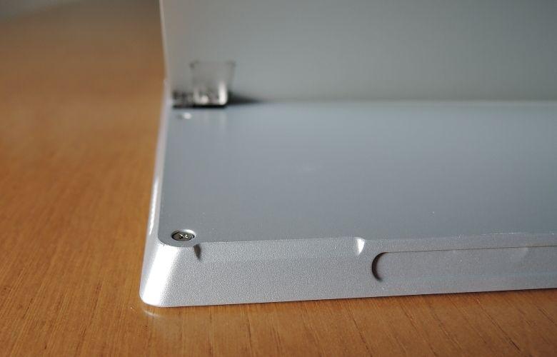 Jumper EZPad 5SE ヒンジ部分