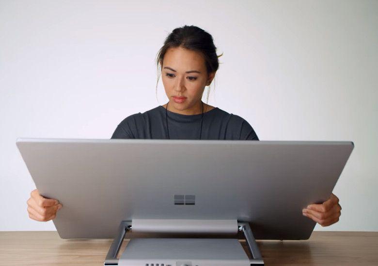 Maicrosoft Surface Studio