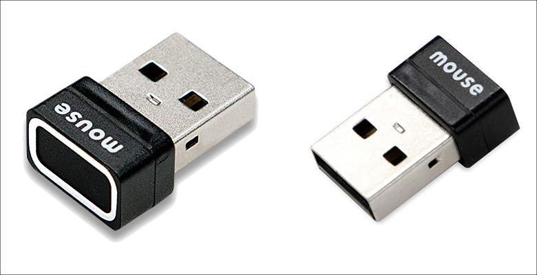 マウス 指紋認証リーダー FP01 本体