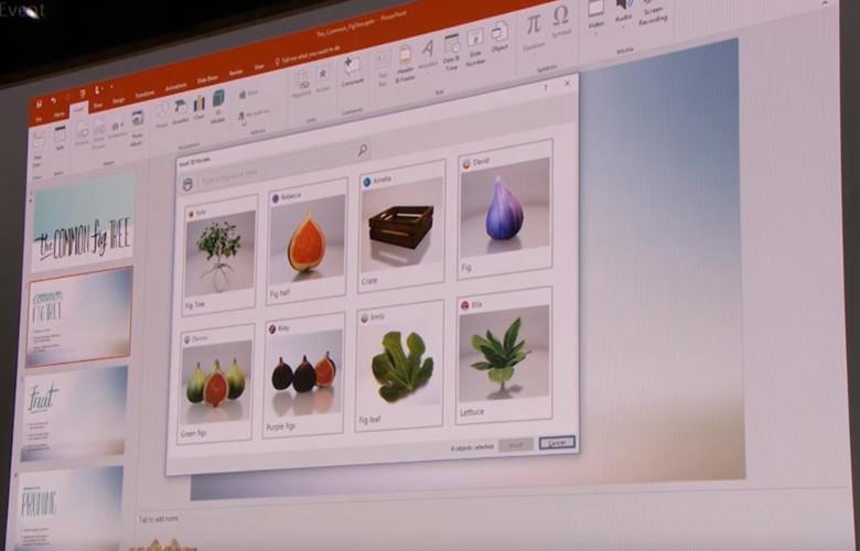 PowerPoint 3D