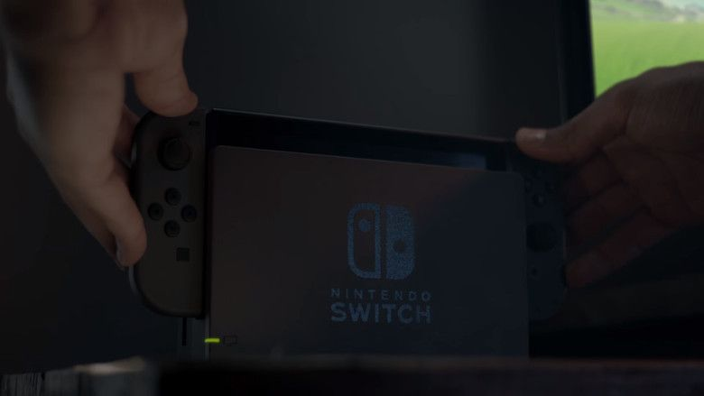 NINTENDO SWITCH クレードル