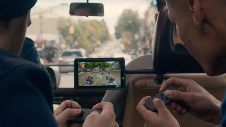 NINTENDO SWITCH さらに分離