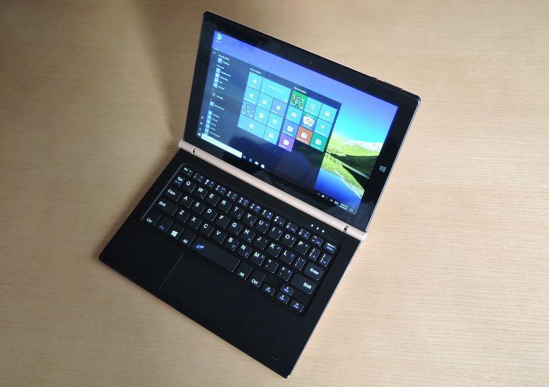 Onda oBook 20 Plus キーボード接続