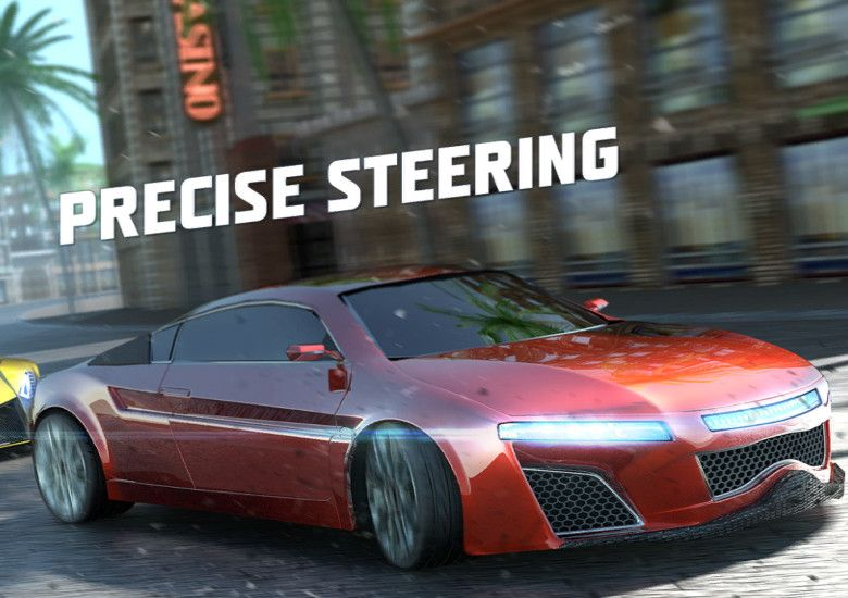 Racing 3D: Need For Race on Real Asphalt Speed Tracks