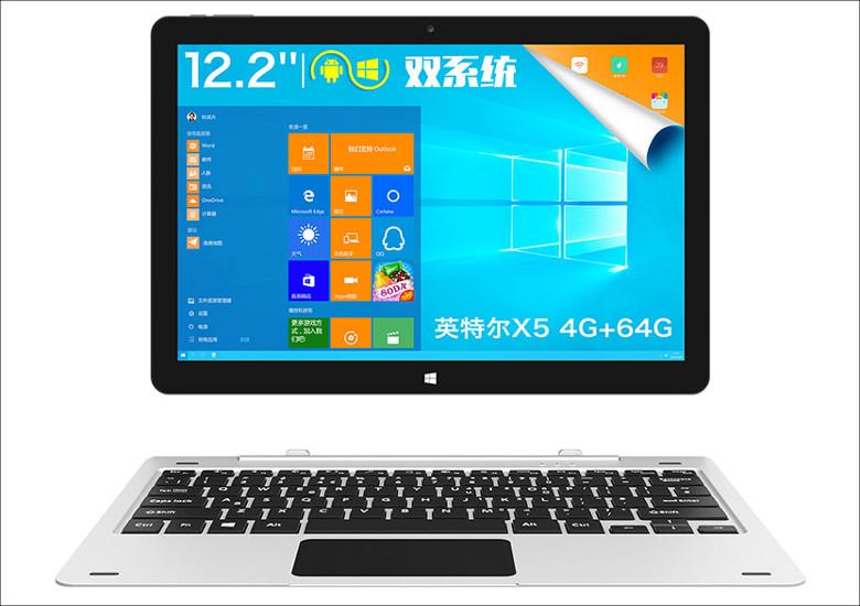 Teclast Tbook 12 Pro 筺体