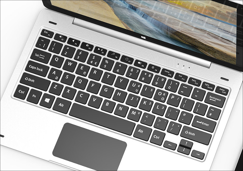 Teclast Tbook 12 Pro キーボード