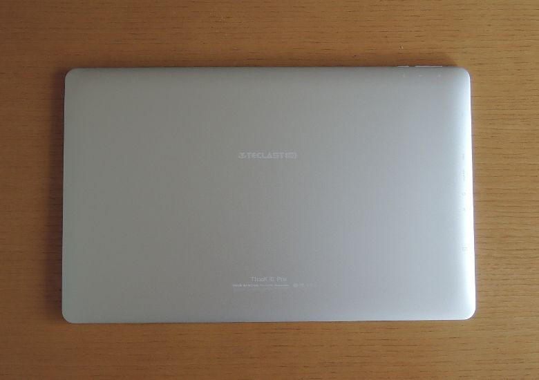Teclast TBook 16 Pro 背面