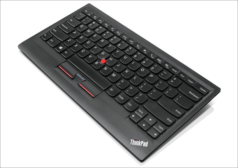 ThinkPad Bluetoothキーボード