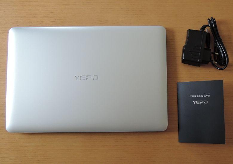 YEPO 737S 同梱物