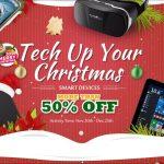 セール情報 - Banggoodでクリスマスセールがスタート、タブレットのお買い得品はこれ!