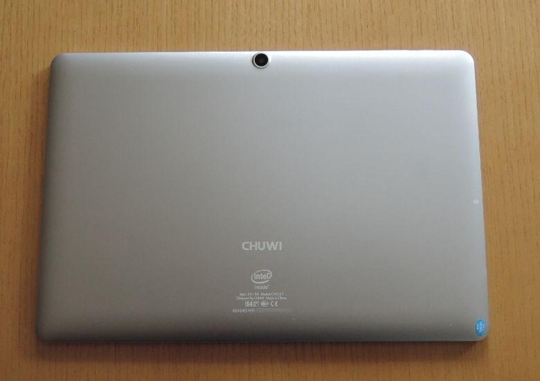 Chuwi Hi 10 Plus 背面