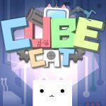 Cube Cat - なんかネコが可愛いんですけど…手軽に遊べるビリヤードっぽいアクションゲーム