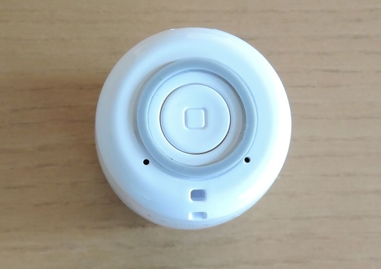 dodocool Bluetooth ミニスピーカー 底面