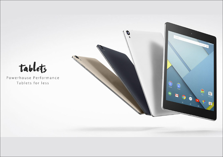 Gearbest タブレットセール
