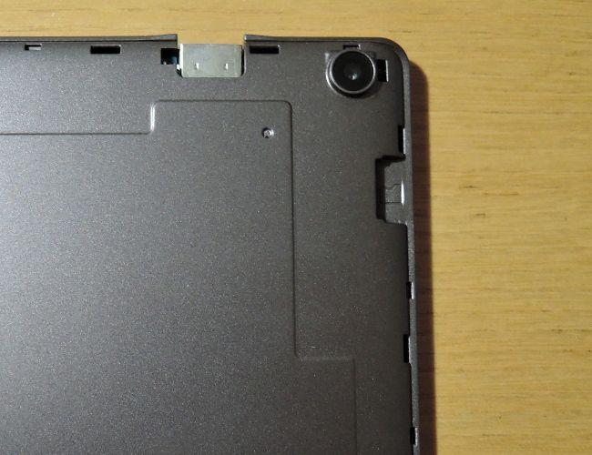 Jumper EZPad mini 3 microSDスロット