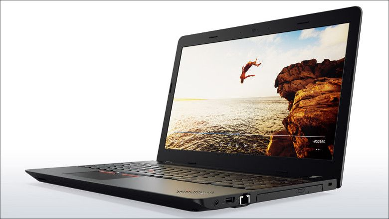 Lenovo ThinkPad E570 筺体