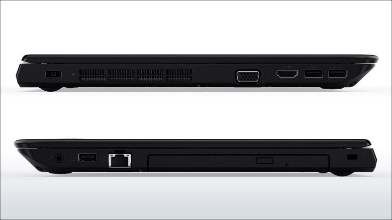 ThinkPad E570 側面