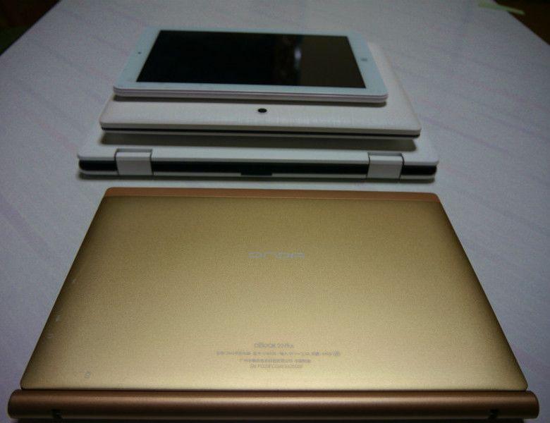 Onda OBook 20 Plus 他のタブレットと