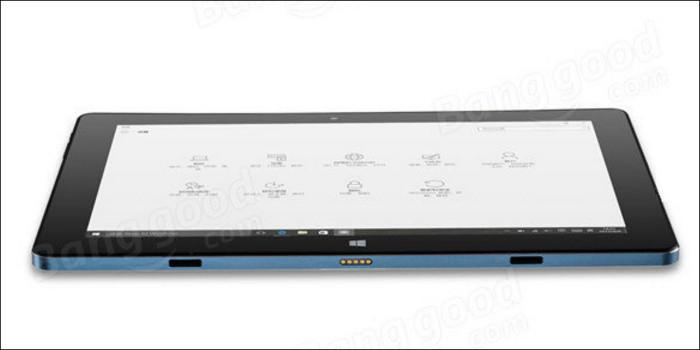 PIPO W1 Pro タブレット本体 下側面