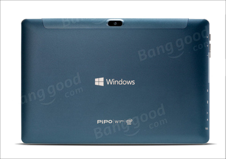 PIPO W1 Pro 背面