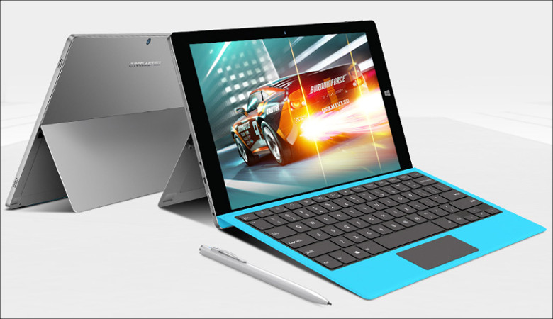 Teclast TBook 16 Power 筺体