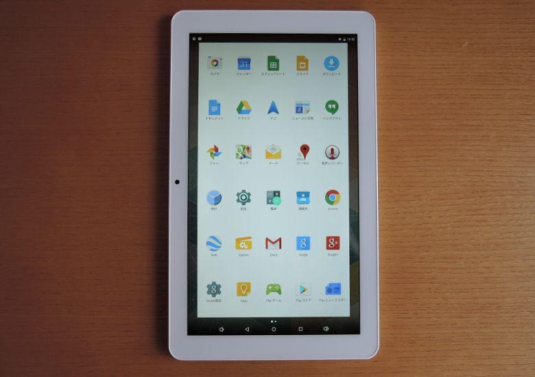 TJC Metal Tablet 10 前面