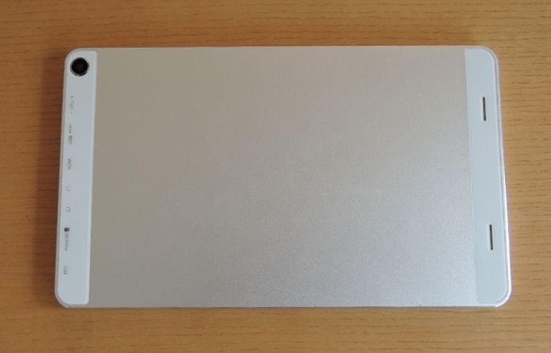 TJC Metal Tablet 10 背面