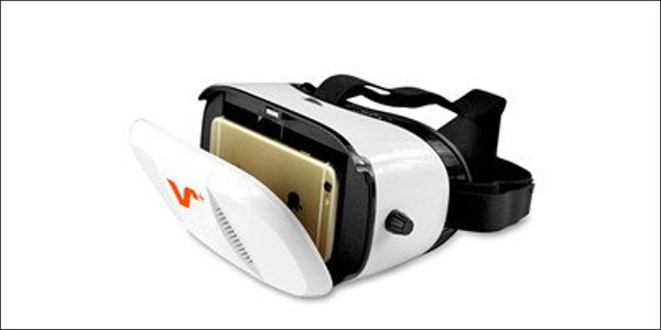 VOX 3DVR ゴーグル スマホをセット