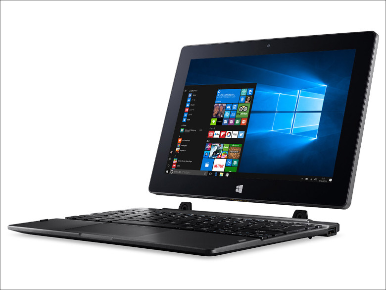 acer Switch One 筺体