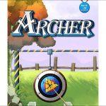 AE Archer - どのスマホでも遊べる!単純明快、暇つぶしに最適のアーチェリーゲーム