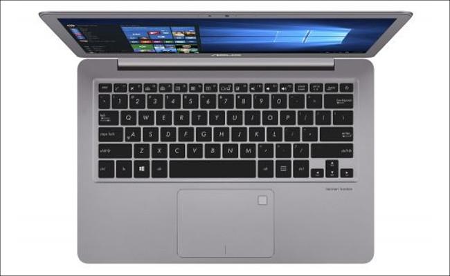 ASUS ZENBOOK UX330UA-7200S キーボード