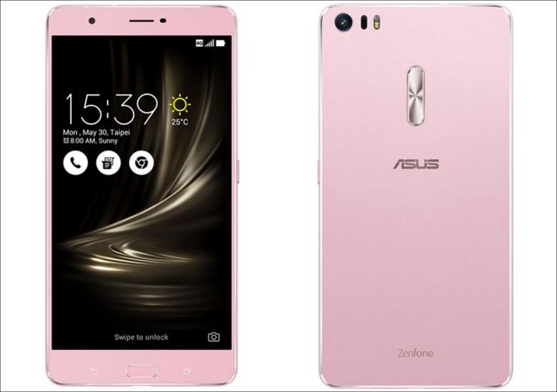 ASUS Zenfone 3 Ultra 筺体