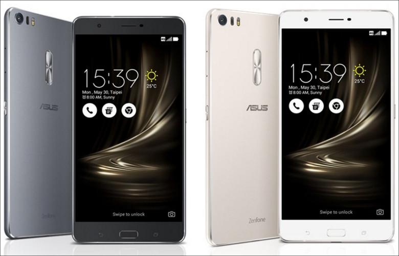 ASUS Zenfone 3 Ultra カラバリ