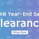 セール情報 - Banggoodの「2016 Year-End Clearance」、セール価格からさらに20%オフ!