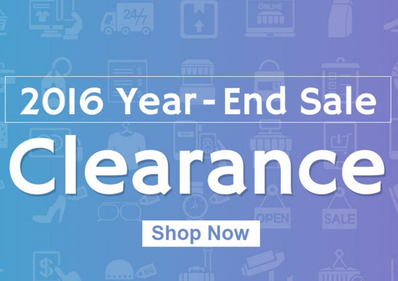 Banggood 2016 Year-End Sale