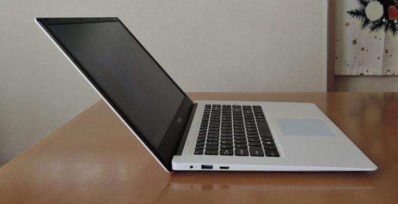 Chuwi LapBook 最大開口