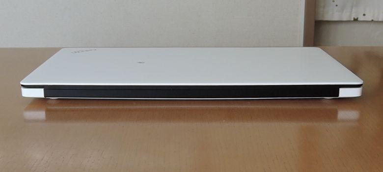 Chuwi LapBook 背面