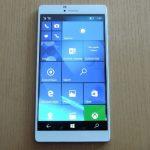 Cube WP 10 -6.98インチの大型Windows 10 スマホ(WindowsPhone)って、こんな感じよ!(実機レビュー)
