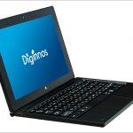 ドスパラ Diginnos DG-D11IWV(L) - 11.6インチ キーボード分離型2 in 1が良スペックで登場!