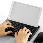 エレコム TK-DCP03BK、TK-DCP02BK、TK-DCP01BK ー タブレットのことをよく考えた外付けキーボードが登場