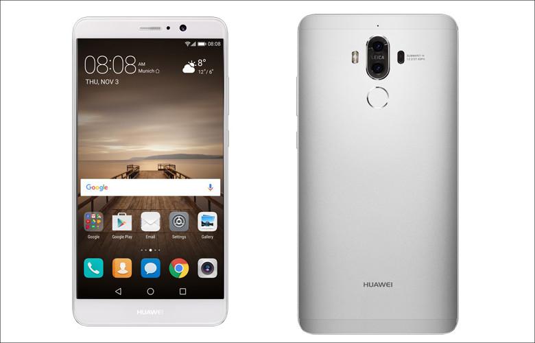 Huawei Mate 9 筐体