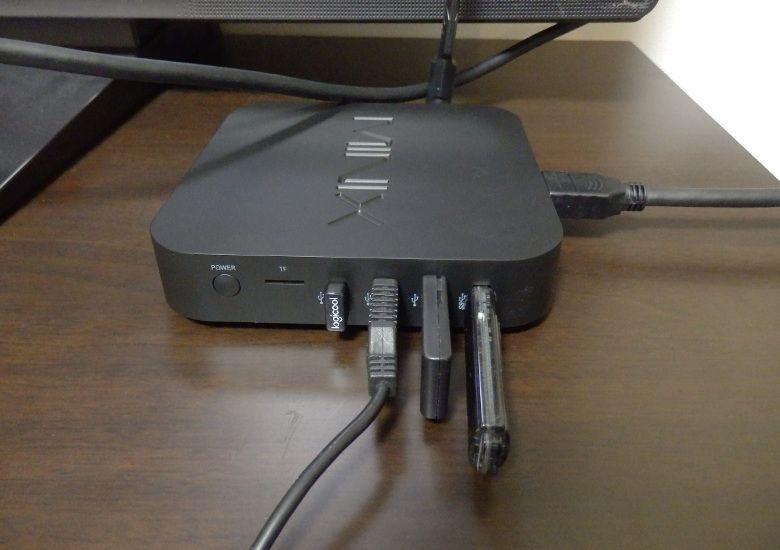 MINIX NEO Z83-4 ポート配置2