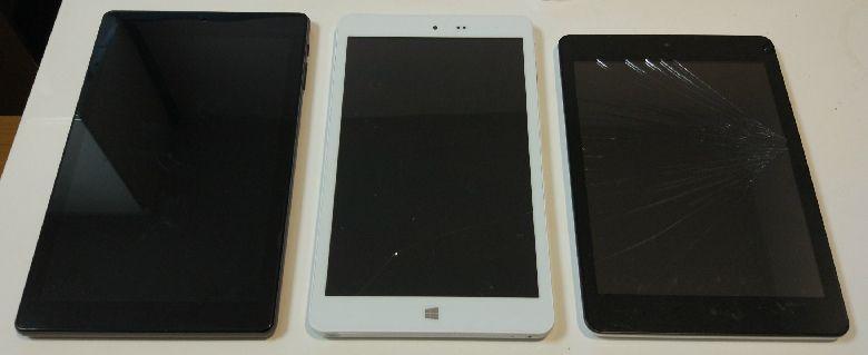 Jumper EZpad mini 3 サイズ比較2