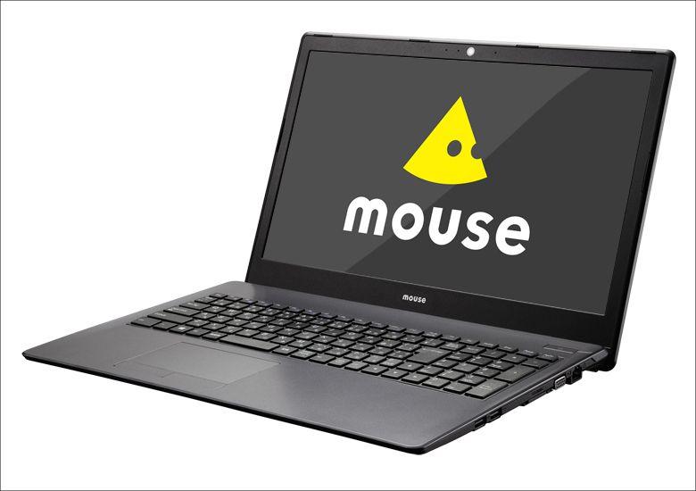 マウス m-Book B502E 筺体