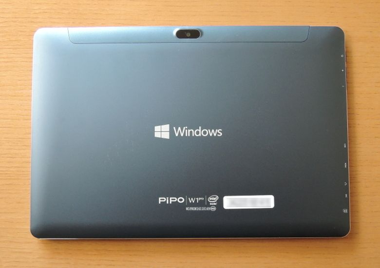 PIPO W1Pro 背面