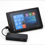 テックウインド CLIDE W08A - 8インチ、RAM4GB、ストレージ128GBのWindows タブレット!理想型か!?