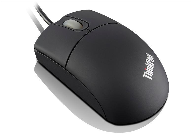 ThinkPad USB トラベル マウス